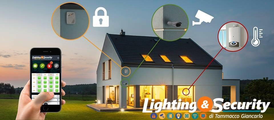 Tecnologia e sistemi di sicurezza per la casa lighting - Tecnologia per la casa ...